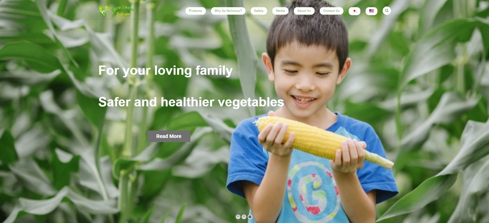 Image of Farm Kazuto Official Website3